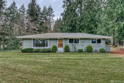 Port Ludlow Single Family Home For Sale: 6240 Oak Bay Rd