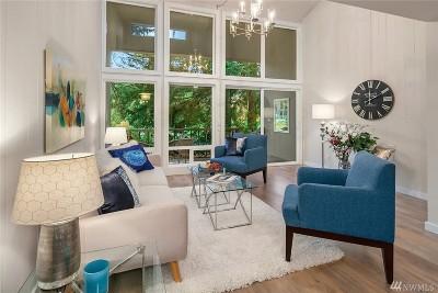 Redmond Condo/Townhouse For Sale: 6525 139th Place NE #39
