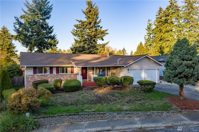 Federal Way Single Family Home For Sale: 2706 S 301st St