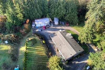 Snohomish Single Family Home For Sale: 16515 3 Lakes Rd