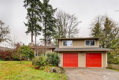Puyallup Single Family Home For Sale: 2714 24th Av Ct SE