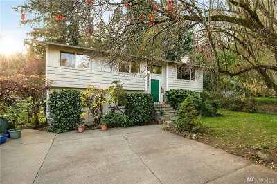 Gig Harbor Single Family Home For Sale: 3314 58th Ave NW