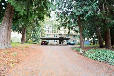Thurston County Multi Family Home For Sale: 6711 Kinwood Park Lane Lane SE