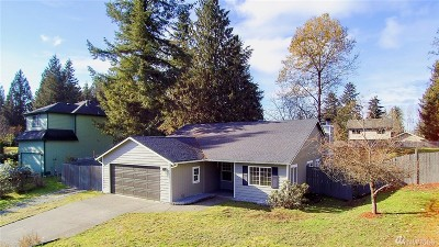 Roy Single Family Home For Sale: 29308 79th Ave S