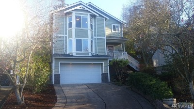 Bellingham WA Single Family Home For Sale: $549,000