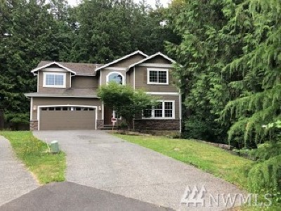 Snohomish Single Family Home For Sale: 1405 Weaver Wy