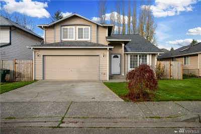 Snohomish Single Family Home For Sale: 1208 Madrona Dr