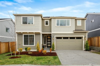 Burien Single Family Home For Sale: 17376 3rd Cir S