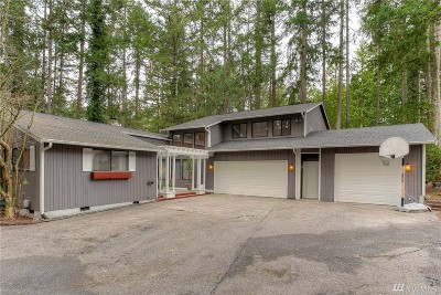 Gig Harbor Single Family Home For Sale: 4204 80th Ave NW