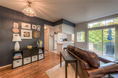 Snohomish Condo/Townhouse For Sale: 14007 69th Dr SE #W4