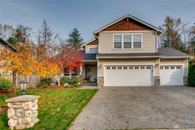 Redmond Single Family Home For Sale: 2524 248th Terr NE