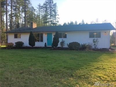 Shelton Single Family Home Pending Inspection: 14181 W Shelton-Matlock Rd