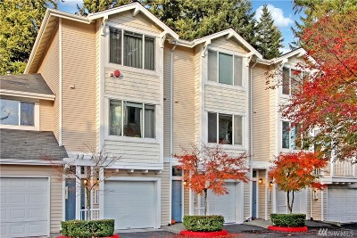 Bothell Condo/Townhouse For Sale: 11938 NE 164th Lane #29-2