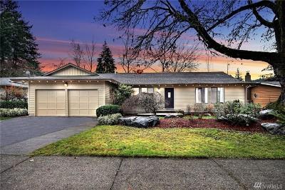 Auburn Single Family Home For Sale: 1710 37th Wy SE