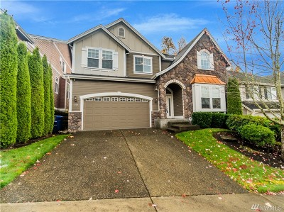Renton Single Family Home For Sale: 719 S 38th Ct