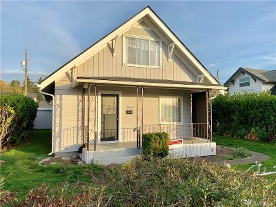 Tacoma Single Family Home For Sale: 6009 S Oakes St
