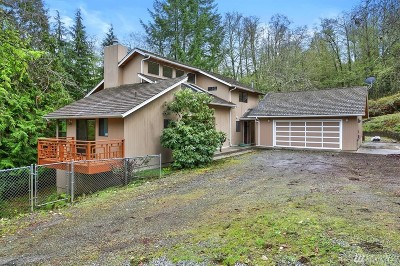 Mount Vernon Single Family Home For Sale: 22850 Little Mountain Rd