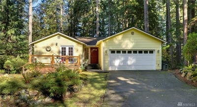 Bellingham WA Single Family Home For Sale: $355,000