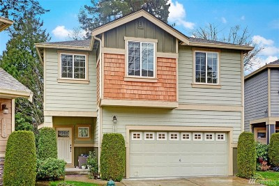 Burien Single Family Home For Sale: 16239 2nd Place S