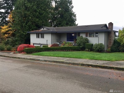 Bothell Single Family Home For Sale: 10617 NE 196th St