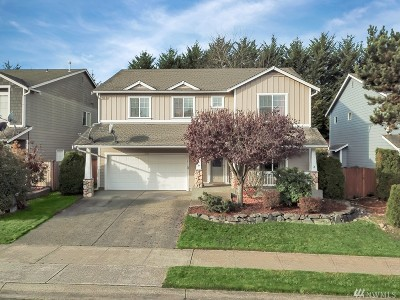 Puyallup Single Family Home For Sale: 13616 116th Av Ct E