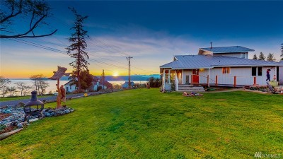Port Ludlow Single Family Home For Sale: 1291 Shine Rd
