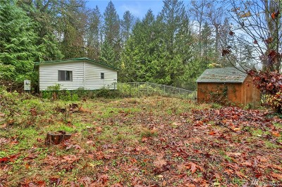 Snohomish County Single Family Home For Sale: 18126 123rd Ave NE