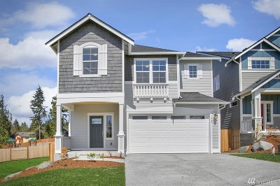 Silverdale Single Family Home For Sale: 11319 Maple Tree Place NW