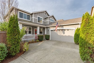 Bothell Single Family Home For Sale: 4007 167th St SE