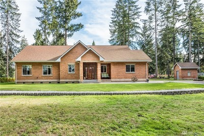 Yelm Single Family Home For Sale: 11310 Harris Rd SE