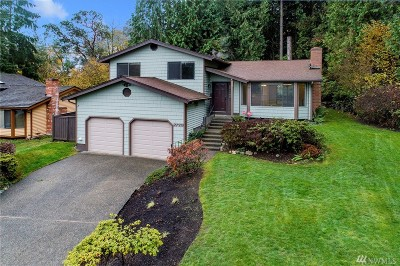 Federal Way Single Family Home For Sale: 2729 SW 349 Place