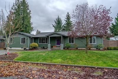 Orting Single Family Home For Sale: 14510 135th St Ct E