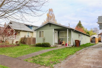 Tacoma Single Family Home For Sale: 4025 S G St
