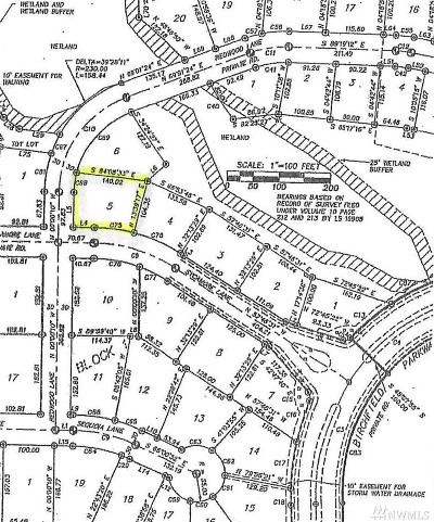 Residential Lots & Land For Sale: 110 Sycamore Lane