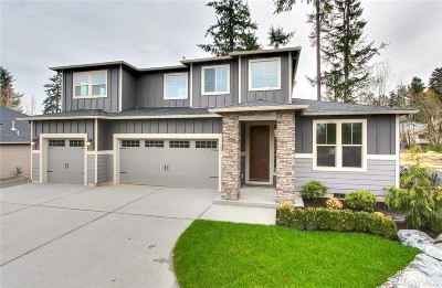 Steilacoom Single Family Home For Sale: 1107 Walnut Lane