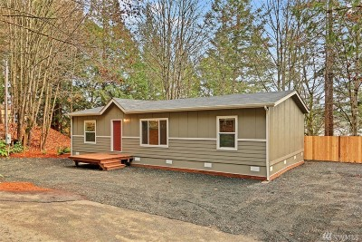 Belfair Single Family Home For Sale: 20 NE Quail Trail