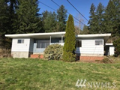 Single Family Home Sold: 1203 Salzer Valley Rd