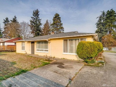 Burien Single Family Home For Sale: 152 S 136th St