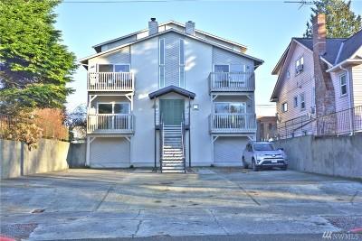 Everett Condo/Townhouse For Sale: 3211 Nassau St #1