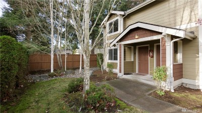 Puyallup WA Condo/Townhouse For Sale: $199,000