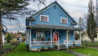 Everett Single Family Home For Sale: 2122 Walnut St