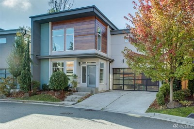 Seattle Single Family Home For Sale: 13739 Wayne Place N