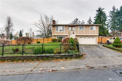 King County Single Family Home For Sale: 14511 SE 254th St