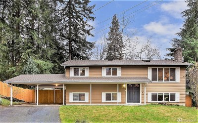 Redmond Single Family Home For Sale: 9508 168th Ave NE