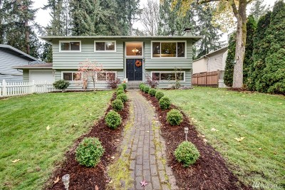 Lynnwood Single Family Home For Sale: 21514 16th Place W
