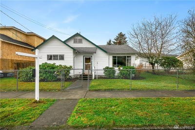 Snoqualmie Single Family Home For Sale: 8101 Olmstead Ave SE