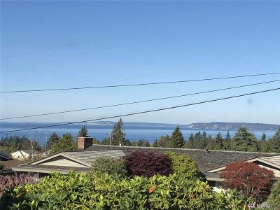 Edmonds Single Family Home For Sale: 1120 Edmonds St