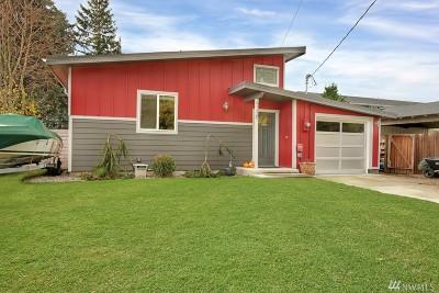 Sumner Single Family Home For Sale: 5210 Parker Rd E