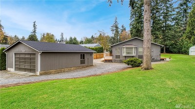 Lynnwood Single Family Home For Sale: 2317 236th St SW