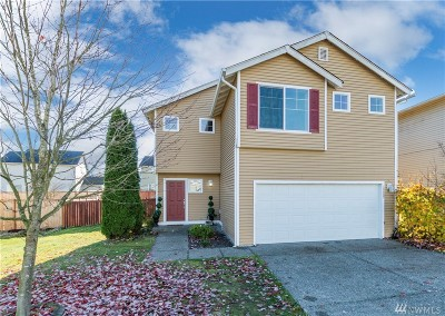 Puyallup Single Family Home For Sale: 18007 Silver Creek Ave E